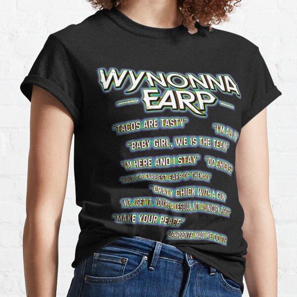 Wynonna Earp Quotes Classic T-Shirt