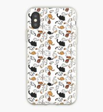 Neko Atsume Kätzchen iPhone-Hülle & Cover