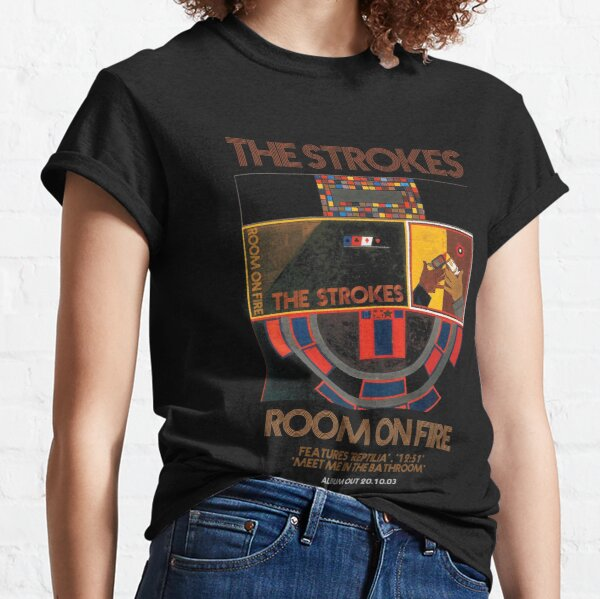 the room on fire Classic T-Shirt