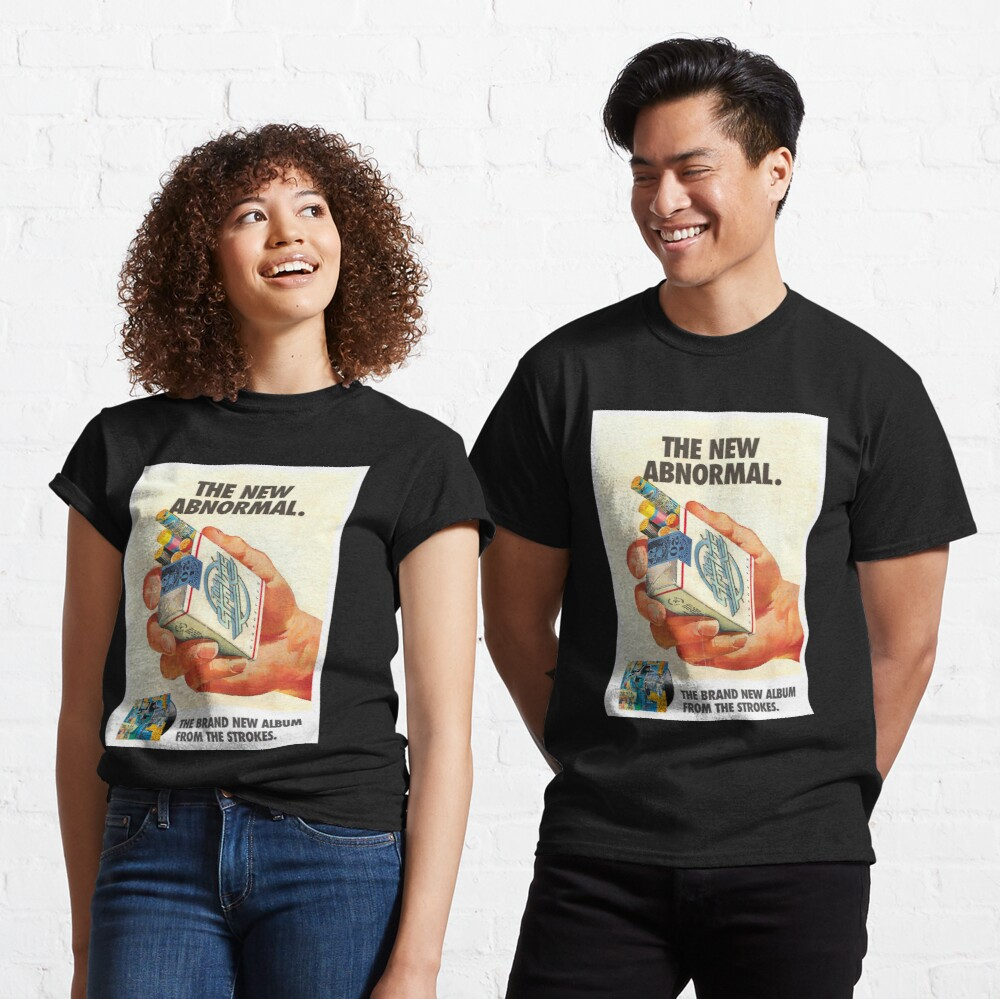 the cigarette box Classic T-Shirt