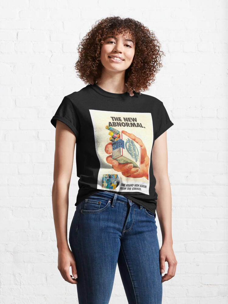 Alternate view of the cigarette box Classic T-Shirt