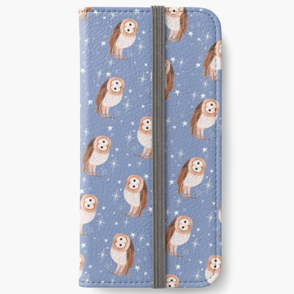 Barn Owl iPhone Wallet