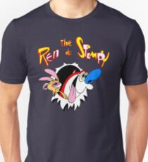 Ren and Stimpy Unisex T-Shirt