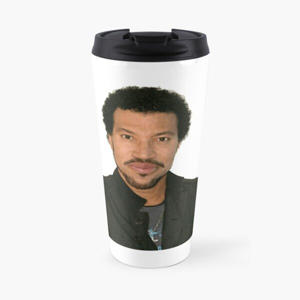 lionel richie Travel Mug