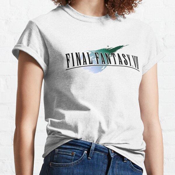 Final Fantasy 7 Classic Logo Classic T-Shirt