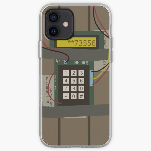 CS GO Bomb iPhone Soft Case