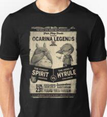 Totoro Zelda Unisex T-Shirt
