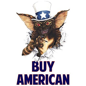 Gremlin Buy America by Nggelesen