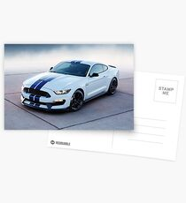 Ford GT350 Postcards