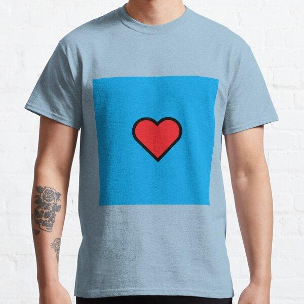 Smiley Heart, Emoji Classic T-Shirt
