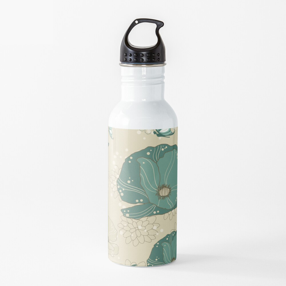 Print with refinement Water Bottle