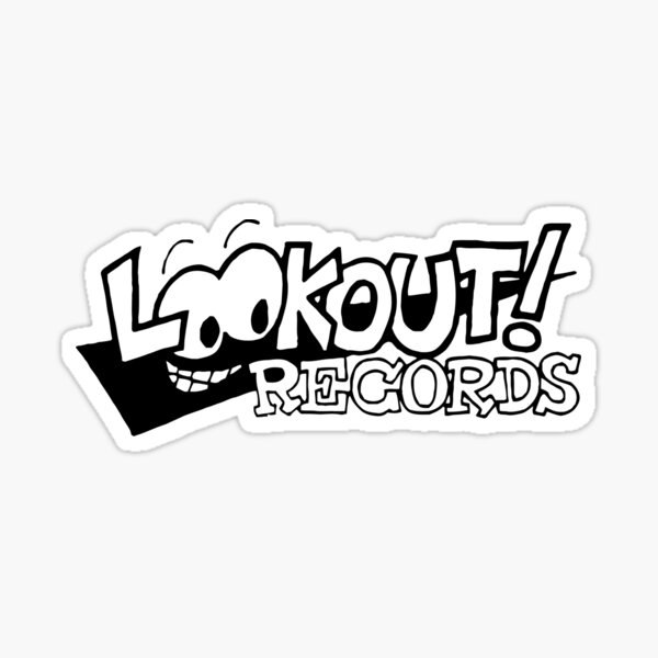 Hey Lookout Sticker