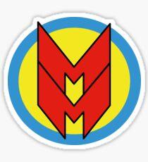 Miracleman Logo Sticker