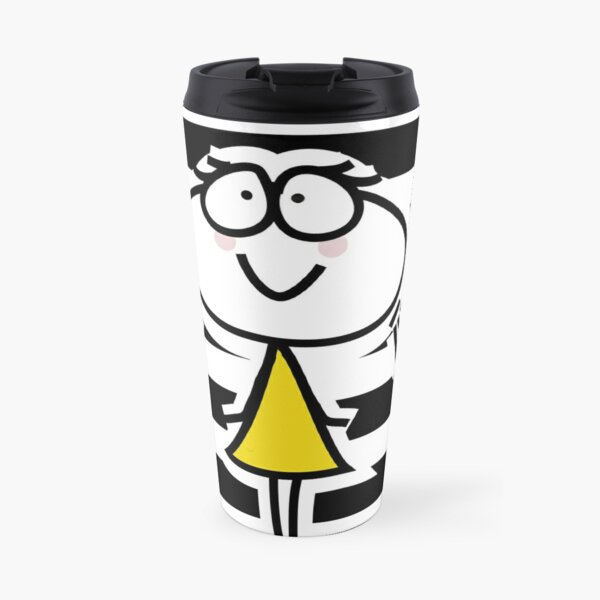 Single, because I just want to be me for a while! Travel Mug
