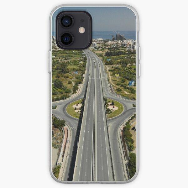 Highway Lockdown - Germasogeia iPhone Soft Case