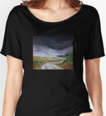 Country Road S.A. Women's Relaxed Fit T-Shirt