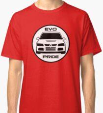 """Evo Pride"" - Mitsubishi Evolution VIII Sticker & Decal for Lancer fans Classic T-Shirt"