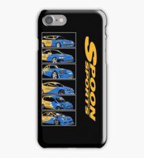Spoon Sport Generation iPhone Case/Skin