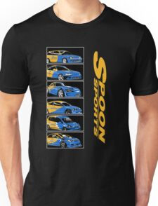Spoon Sport Generation Unisex T-Shirt