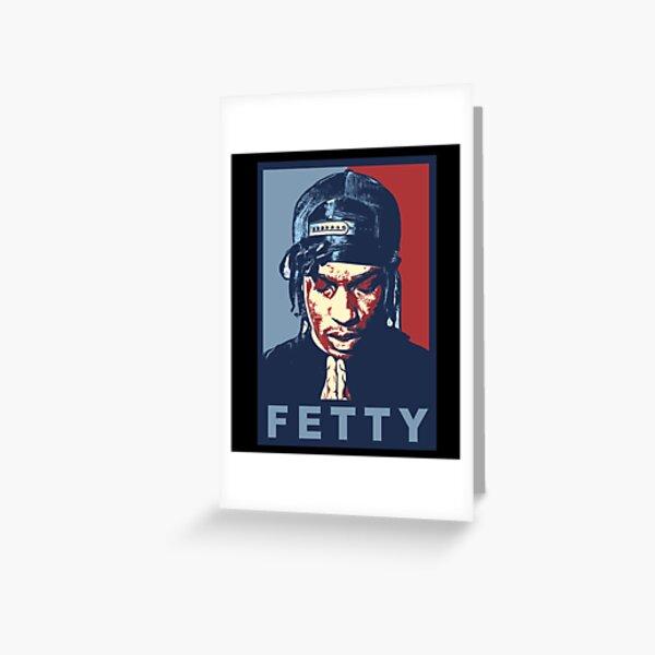 Fetty Wap American rapper Greeting Card