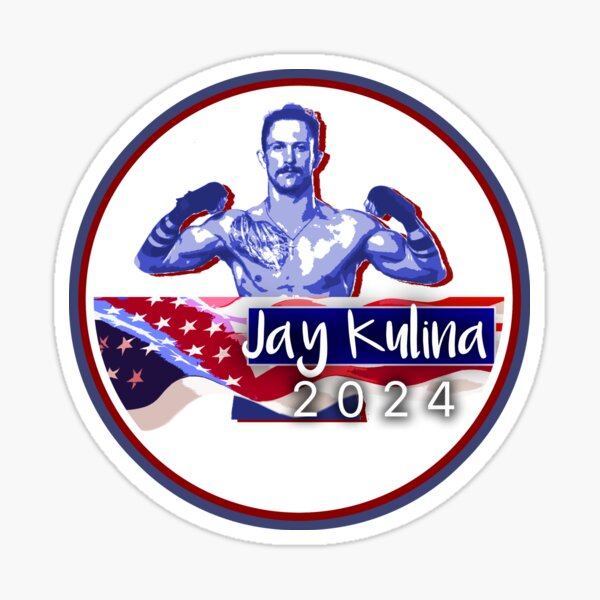 Kingdom Navy St. Jay Kulina 2024 Tshirts etc Sticker