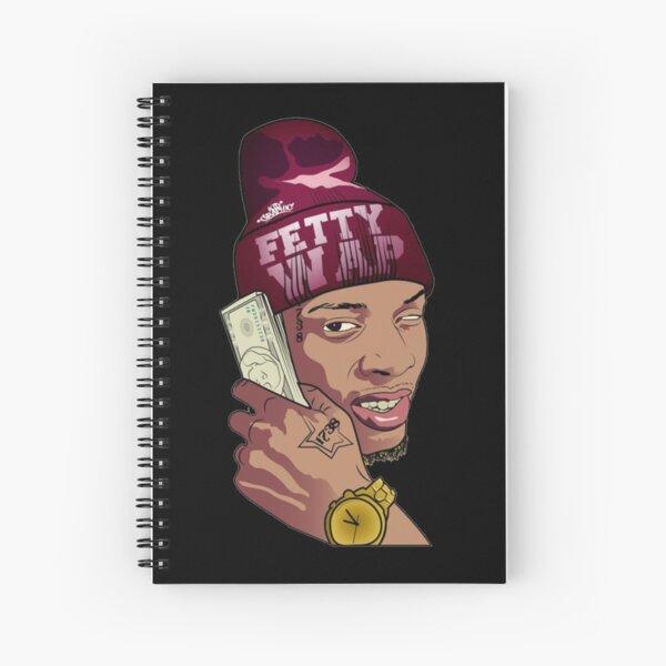 The Fetty Wap Backwoods Spiral Notebook