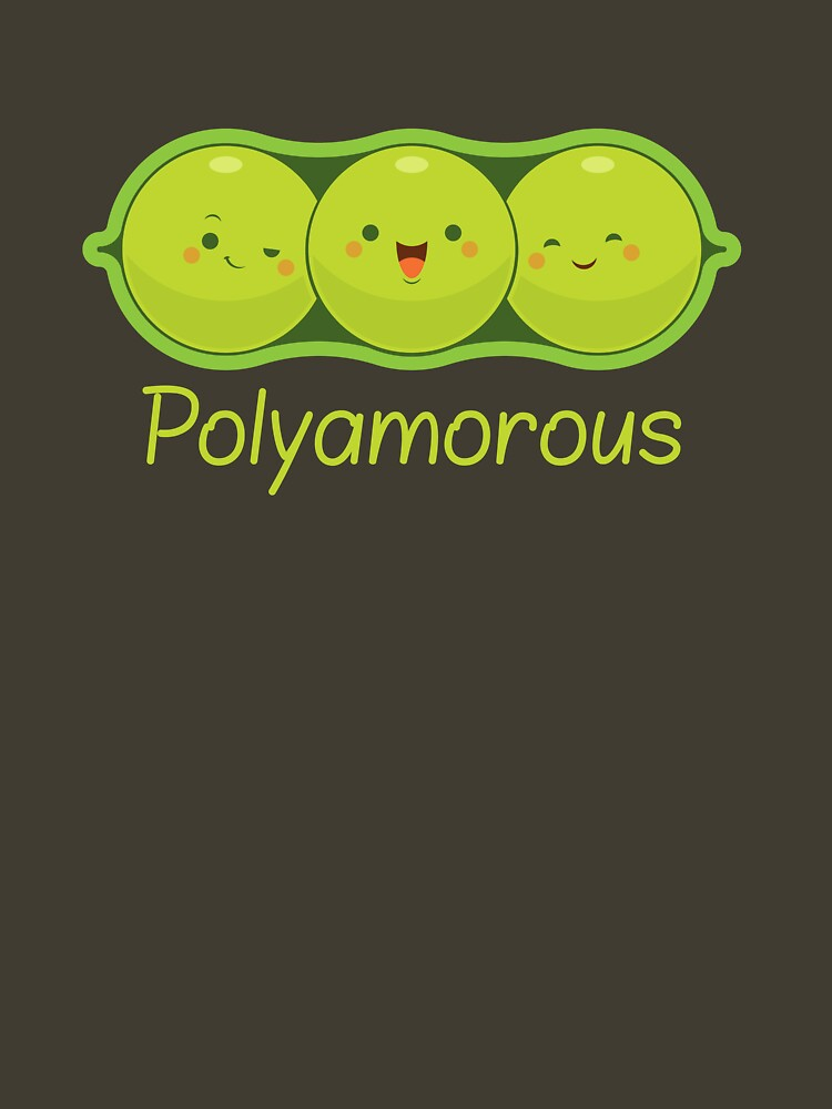 Poly Peas by penandkink