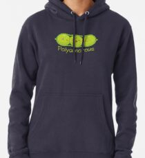 Poly Peas Pullover Hoodie