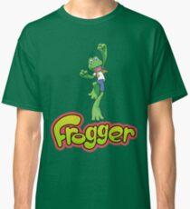 Frogger logo Classic T-Shirt