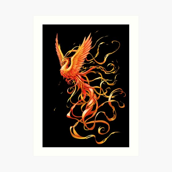 Fenix Art Print