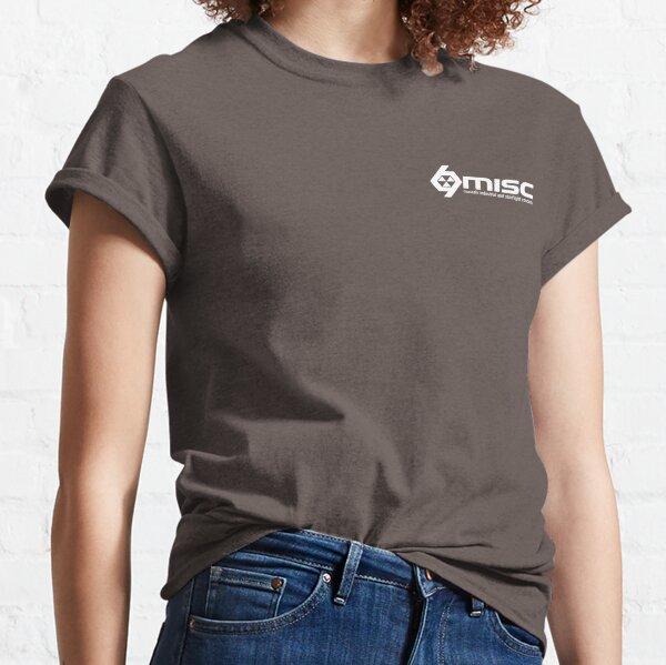 Copy of MISC Star Citizen Logo White Classic T-Shirt