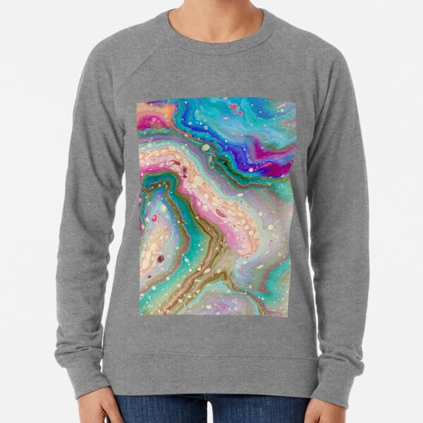 Layers of joy Lightweight Sweatshirt