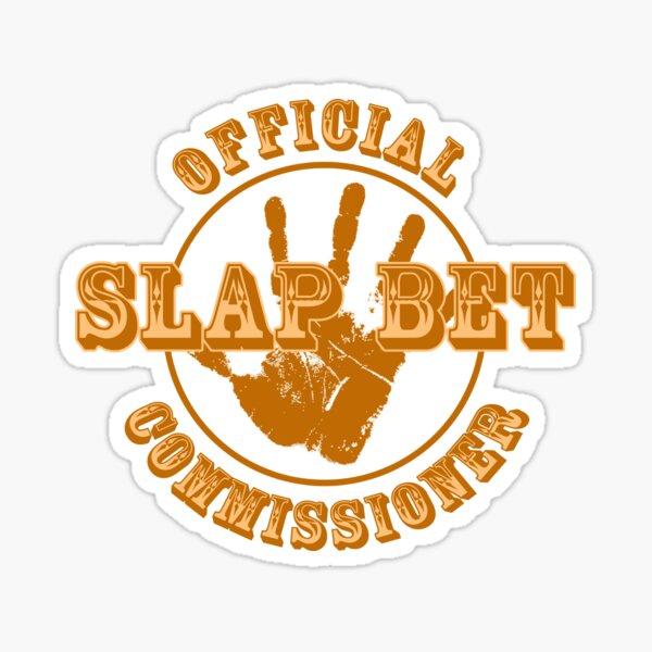 HIMYM - Slap Bet Commissioner Sticker