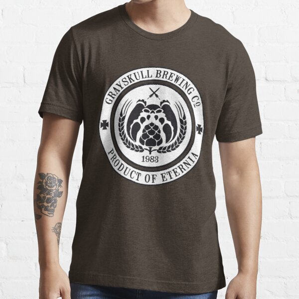 Grayskull Brewing Company Essential T-Shirt