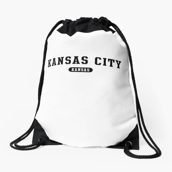 Kansas City, KS Drawstring Bag