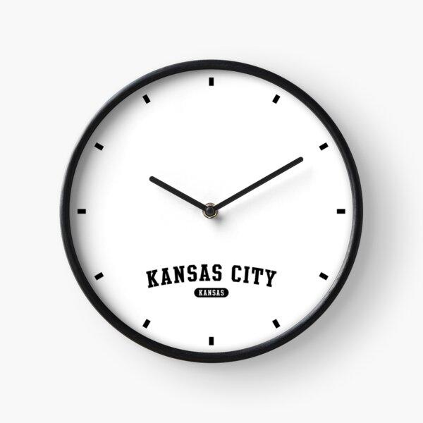 Kansas City, KS Clock