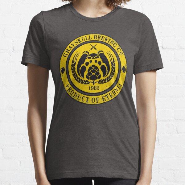 Grayskull Brewing Company - Yellow Essential T-Shirt