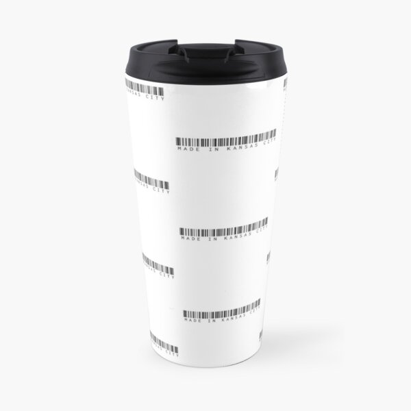 Made in Kansas City Travel Mug