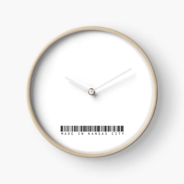 Made in Kansas City Clock