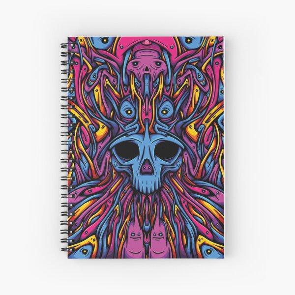 Emerge Spiral Notebook
