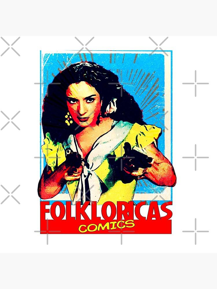 Lola Flores Folkloricas Comics Vintage  de danimota