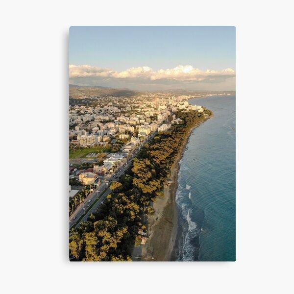 Dasoudi Beach Canvas Print