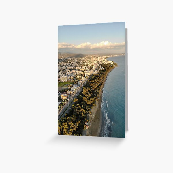 Dasoudi Beach Greeting Card