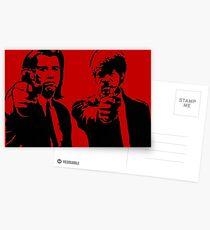 Pulp Fiction - Vincent and Jules Postcards