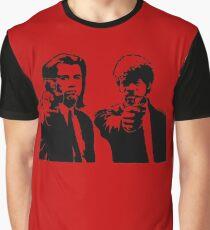 Pulp Fiction - Vincent and Jules Graphic T-Shirt