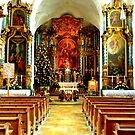 Pilgrimage church of St. Mary's Ascension by ©The Creative  Minds