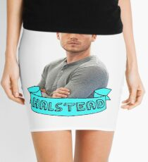 Jay Halstead Mini Skirt
