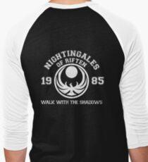 Nightingales of riften - black T-Shirt