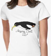 Flip the Bird - Penguin T-Shirt