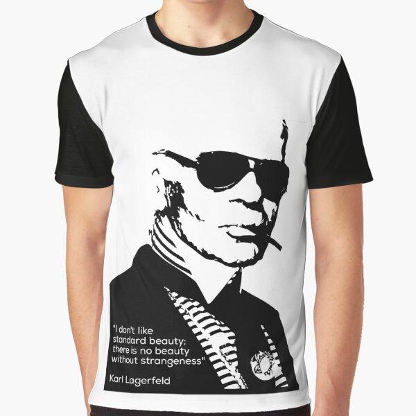 Karl Lagerfeld Graphic T-Shirt